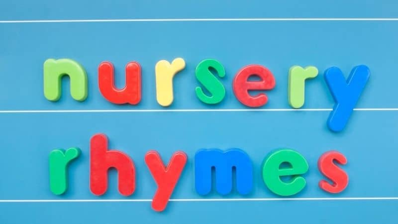 A Collection of 10 Most Popular Nursery Rhymes with Lyrics