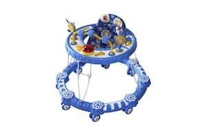 Amardeep Baby Virgin Plastic Walker