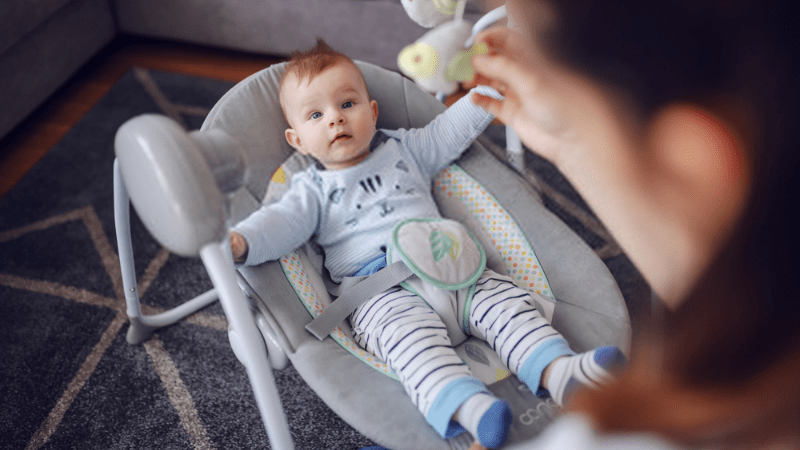 The Best Manual and Automatic Baby Rocker in India 2021