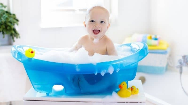 The Best Baby Bath Tub in India 2021