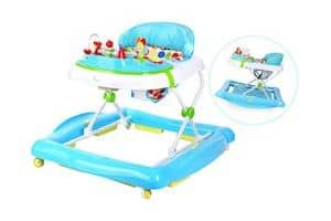 R for Rabbit Rock N Walk Baby Walker cum Rocker - The Anti Fall and Safe Walker for Baby