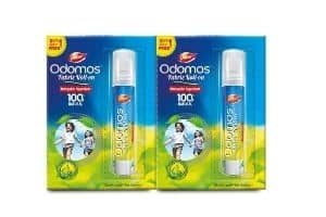 Odomos Mosquito Repellent Fabric Roll-On