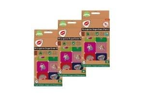 Rungbugz Mosquito Repellent Printed Patches