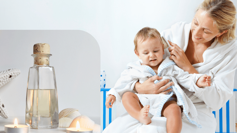 The 10 Best Baby Hair Oil in India 2021