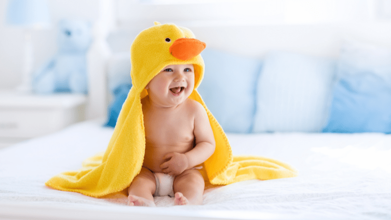 The 10 Best Baby Towels in India 2021