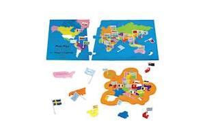 Imagimake: Mapology World