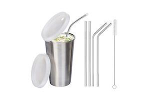 PARABRAHMA Stainless Steel Baby Sipper for Kids