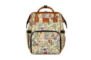 The Clownfish Orchard Diaper Bag