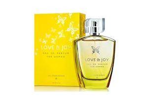 All Good Scents Love & Joy Eau De Parfum for Women