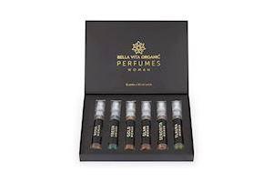 Bella Vita Organic Woman Perfume Gift Set