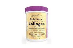 HealthyHey Nutrition Collagen Gold Series
