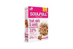Soulfull Fruit Nut and Seeds Millet Muesli