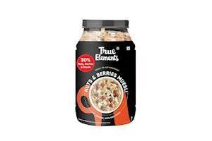 True Elements Crunchy Nuts & Berries Muesli