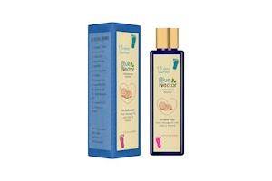Blue Nectar Ayurvedic Baby Massage Oil